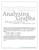 Analyzing Graphs Activity and Solutions