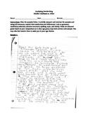 Analyzing Handwriting