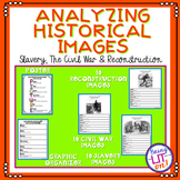Analyzing Historical Images - Slavery, Civil War, and Reco