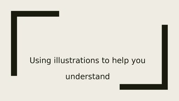 Analyzing Illustrations
