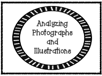 Analyzing Illustrations and Photographs