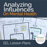 Analyzing Influence on Mental Health, SEL and Skills-Based