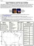 Analyzing & Interpreting Data: Light Pollution
