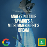 Analyzing Julie Taymor's A Midsummer Night's Dream- Digita