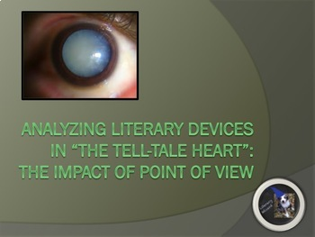 """Analyzing Literary Devices in """"Tell-Tale Heart"""": The Impact of Point of View"""