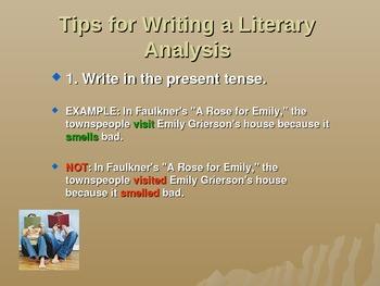 Analyzing Literature