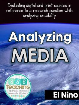 Analyzing Media - El Nino