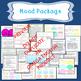 Analyzing Mood Bundle: Graphic Organizers, Handouts, Origi