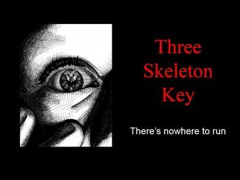 Analyzing Mood: Three Skeleton Key Trailer