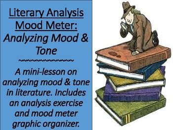 Analyzing Mood & Tone Mini-Lesson