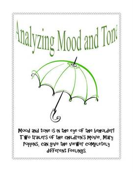Analyzing Mood and Tone Using Mary Poppins