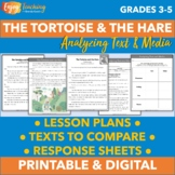 """Analyzing Media Elements in """"The Tortoise and the Hare"""" RL.4.7"""