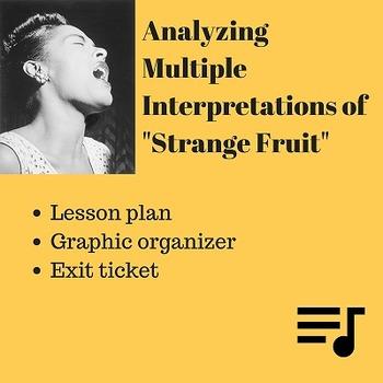 "Analyzing Multiple Interpretations of ""Strange Fruit"" (Poetry & Music)"