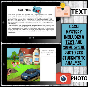 Inference Mystery-Analyze Multiple Texts to Cite and Support- Just For A Broiler