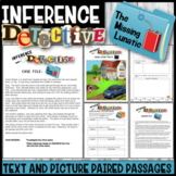 Making Inferences -Analyze Multiple Texts  (The Missing Lunatic Mystery)