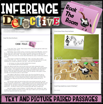 Inference Mystery-Analyze Multiple Texts to Cite and Support (Strategy)