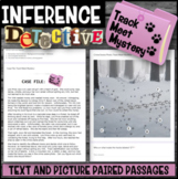 Making Inferences -Analyze Multiple Texts (Track Meet Mystery)