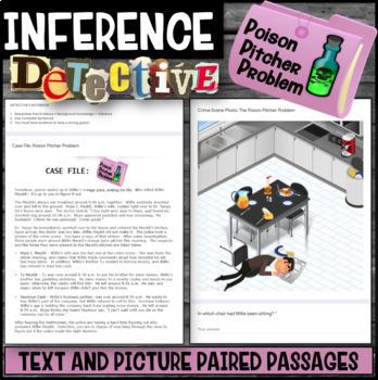 Making Inferences: Detective (Poison Pitcher Problem)