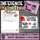 Inference Mystery-Analyze Texts to Cite and Support- A Little Bit of Difference