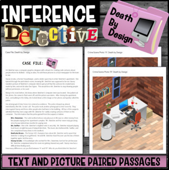 Making Inferences: Inference Detective (Death By Design)