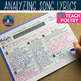 Analyzing Music to Teach Poetry