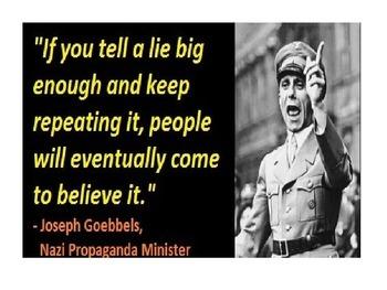 Analyzing Nazi Propaganda