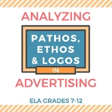 Pathos, Ethos & Logos: Mastering Rhetorical Analysis to Create Advertisements