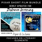 Teaching Literary Elements Using Pixar Short Films Bundle