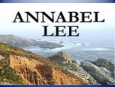Analyzing Poe: Annabel Lee Printable and Power Point Presentation
