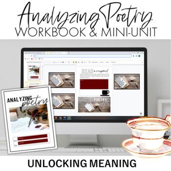 Analyzing Poetry Mini Unit
