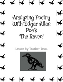 Analyzing Poetry with Edgar Allan Poe's The Raven