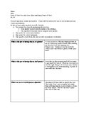 Analyzing Point of View Quiz