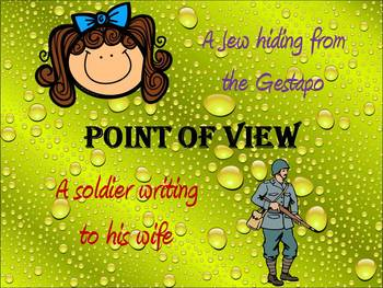 Analyzing Point of View through Primary Documents