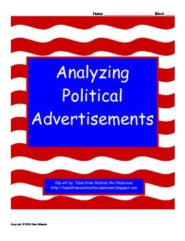 Analyzing Political Advertisements