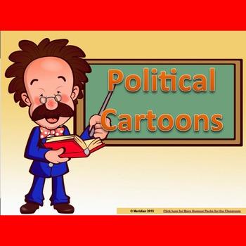 Analyzing the Political Cartoon **VALUE** Bundle
