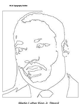 Analyzing Political Speeches: MLK Typography