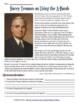 Analyzing President Truman's Diary Entry on the Atomic Bomb
