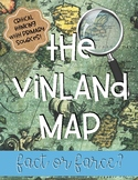 Primary Source Analysis: The Vinland Map