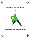 Analyzing Settings Yoga