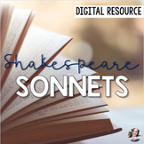Analyzing Shakespeare Sonnets