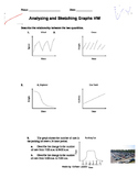 Analyzing & Sketching Graphs Practice
