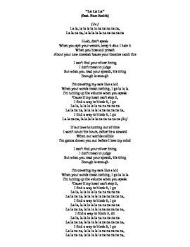 Analyzing Song Lyrics - Metaphors, Music & Meanings