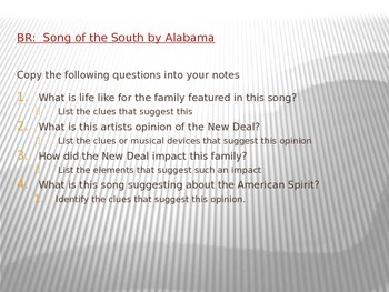 Analyzing Song of the South