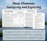 Story Elements: Analyzing and Exploring