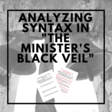 "Analyzing Syntax in ""The Minister's Black Veil"""