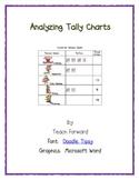 Analyzing Tally Charts FREEBIE