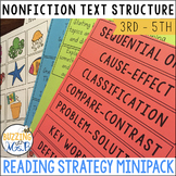 Text Structure Strategy MiniPack