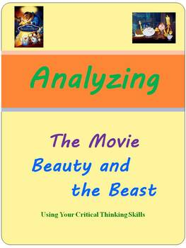 Analyzing The Movie Beauty and the Beast: Using Critical Thinking Skills
