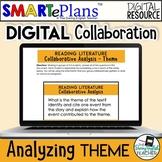 Analyzing Theme - Digital Collaborative Analysis Activity