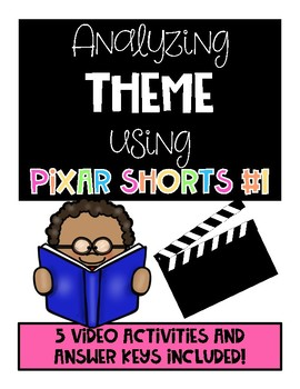 Analyzing Theme With Pixar Video Shorts #1
